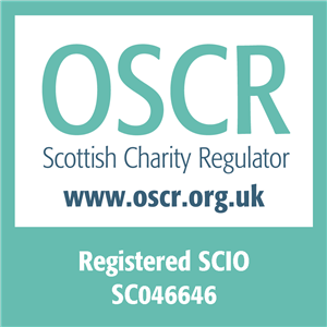 The logo of OSCR